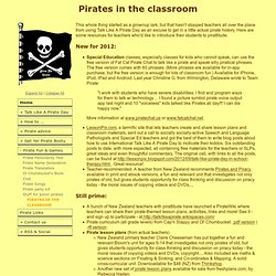 International Talk Like A Pirate Day - Teacher Resources