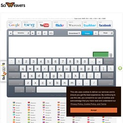 i2Type - International On-screen Keyboard