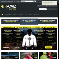 Proviz - International Award Winning Sportswear Brand