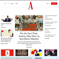 The Atlantic — News and analysis on politics, business, culture, technology, national, international, and food – TheAtlantic.com
