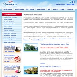 International Timeshares