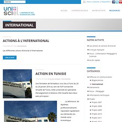 International | Unisciel