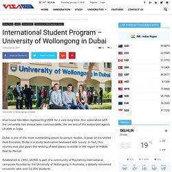 International Student Program - University of Wollongong in Dubai - VisaHouse Blog