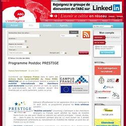 ABG - L'intelli'agence - La référence internationale pour l'information, l'accompagnement et l'emploi des docteurs.