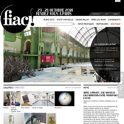 FIAC - Foire Internationale d'Art Contemporain