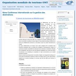 6ème Conférence internationale sur la gestion des destinations