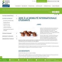Aide à la Mobilité Internationale Etudiante