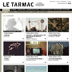 Le Tarmac - la scène internationale francophone (Paris)