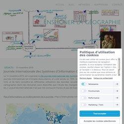 Journée internationale des Systèmes d'Information Géographiques (S.I.G.) - Site de enseigner-la-geographie !