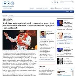 Internationale Politik und Gesellschaft - IPG