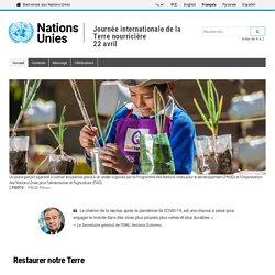 Journée internationale de la Terre nourricière