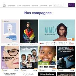 Campagnes - Journée internationale contre l'homophobie et la transphobie : Journée internationale contre l'homophobie et la transphobie