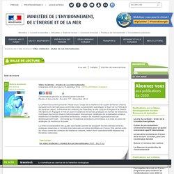 Villes résilientes : études de cas internationales - Ministère de l'Environnement, de l'Energie et de la Mer