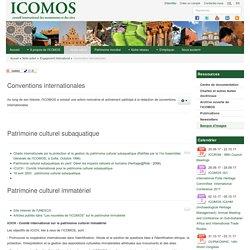 Patrimoine culturel subaquatique - International Council on Monuments and Sites
