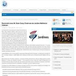 Le Blog du Master 212 - Affaires Internationales, Université Paris-Dauphine