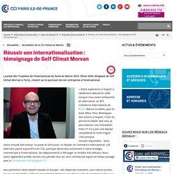 Réussir son internationalisation : témoignage de Self Climat Morvan