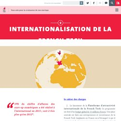 Internationalisation de la French Tech