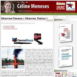 Le blog de Céline Meneses - Militante internationaliste – Membre du secrétariat international du Parti de Gauche – Membre du Bureau exécutif du Parti de la Gauche européenne