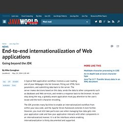 End-to-end internationalization of Web applications - Java World