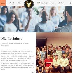NLP trainings