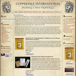 Coppervale International » The Meditations