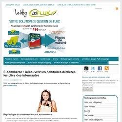 E-commerce : Découvrez les habitudes derrières les clics des internautes - Le Blog Iziflux, solution d'export catalogues produits