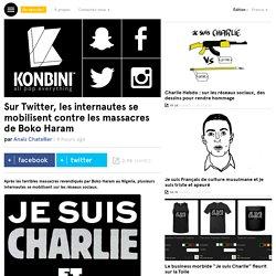 Sur Twitter, les internautes se mobilisent contre les massacres de Boko Haram