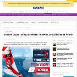 Le jeu Virtual Regatta permet aux internautes de participer virtuellement au Vendée Globe aux côtés des skippers