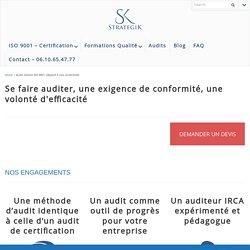 Audit Interne ISO 9001: Objectif 0 non conformité