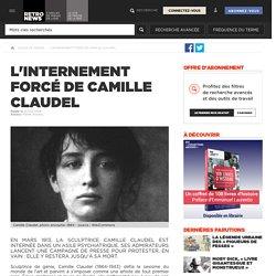 L'internement forcé de Camille Claudel