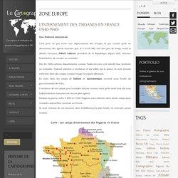 L'internement des Tsiganes en France (1940-1946)