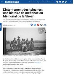 L'internement des tsiganes: une histoire de méfiance au Mémorial de la Shoah