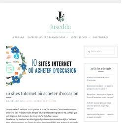 10 sites Internet où acheter d'occasion – Jusedda