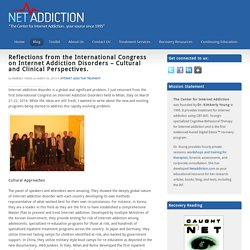 Internet Addiction Disorder - Learn more about this new disorder