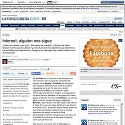 Internet: alguien nos sigue
