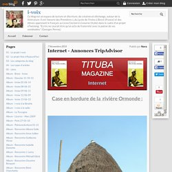Internet - Annonces TripAdvisor