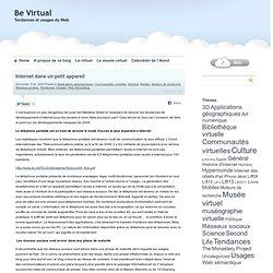 Be virtual » Blog Archive » Internet dans un petit appareil