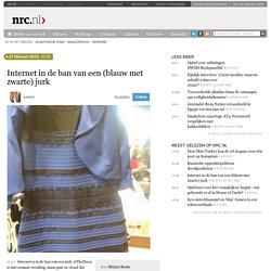 Internet in de ban van een (blauw met zwarte) jurk