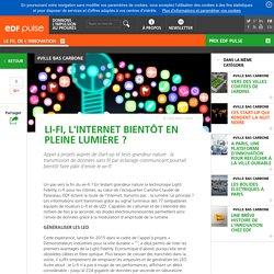 Li-fi, l'Internet bientôt en pleine lumière ?