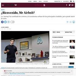 Internet: ¿Bienvenido, Mr Airbnb?