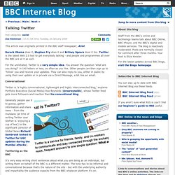 BBC Internet Blog