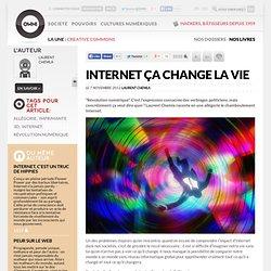 Internet ça change la vie