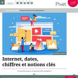 Internet, dates, chiffresetnotionsclés