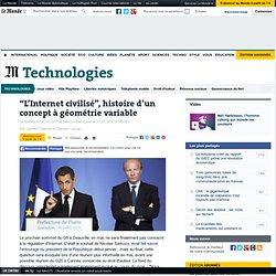 """""""L''Internet civilisé"""", histoire d'un concept à géométrie variable"""