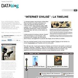 """""""Internet civilisé"""" : la timeline"""