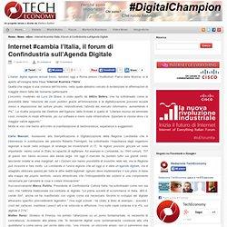 Agenda digitale per Confindustria