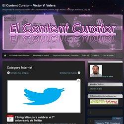 El Content Curator - Víctor V. Valera