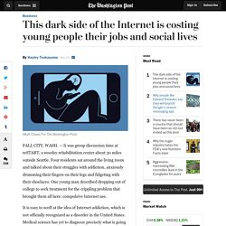 This dark side of the Internet is costing young people their jobs and social lives