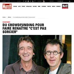 """Sur Internet - Du crowdfunding pour faire renaître """"C'est pas sorcier"""""""