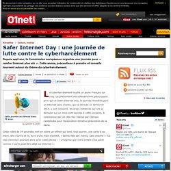 Safer Internet Day : une journée de lutte contre le cyberharcèlement